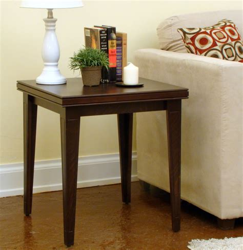 Sofa End Table Charlton Home Horace End Table Reviews