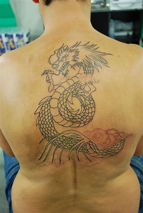 dragon shiryu  secao conceito tatuagem bhmg pinterest