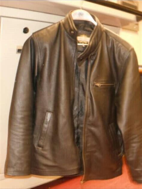 Harga Jaket Kulit Merk Clarissa jaket kulit jual pakaian bekas import