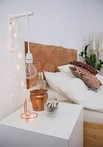 Lampen Schlafzimmer Schöner Wohnen : die besten 25 nachttischlampe ideen auf pinterest ~ Michelbontemps.com Haus und Dekorationen