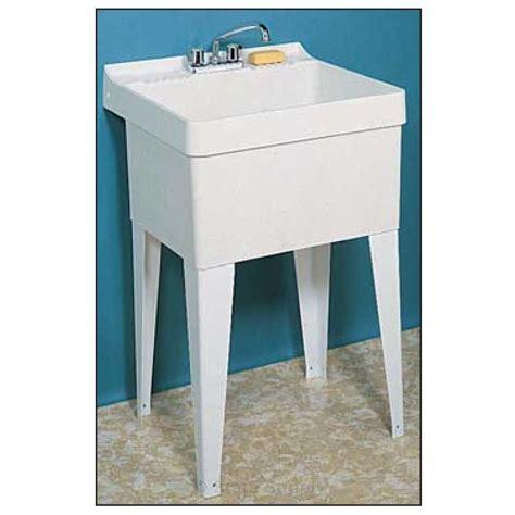 fiat fl 1 sink fiat fl 1 floor mounted single serv a sink laundry tub