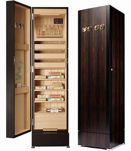 The new Liberty gun safe by Döttling is the humidor