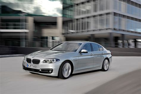 2014 bmw 5 series sedan photo gallery autoblog