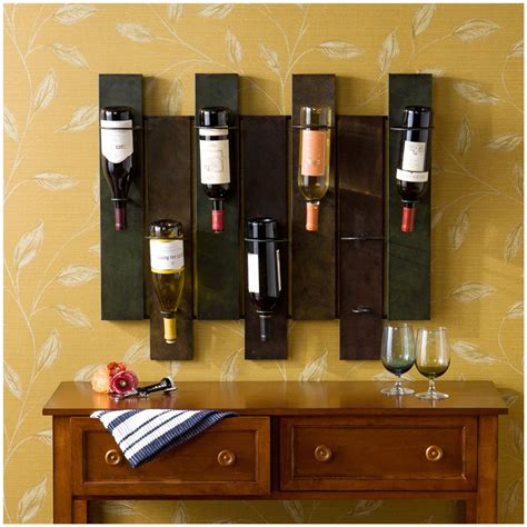 wine rack wall navarra wall mount wine rack 579117 kitchen dining at