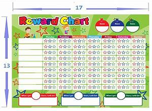 Magnetic Behavior Star Reward Chore Chart One Or Multiple