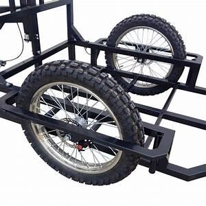 ATTILA HEAVY DUTY A84 Cargo Bike da Lavoro Base Allestimenti