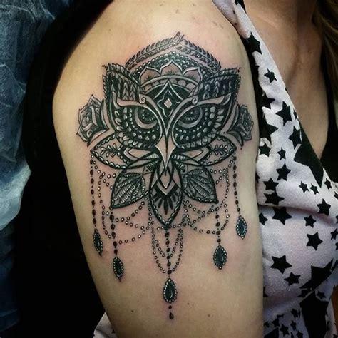lace  bead tattoo google search mandala tattoos