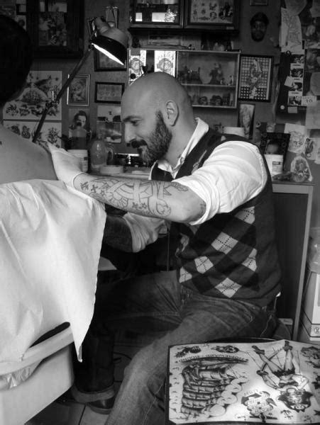 Davide Andreoli - Tattoo Artist | Big Tattoo Planet