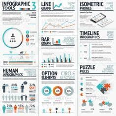 Learn how to build an interactive animated infographic using svg, css and javascript. 135 Best Infographics Templates images | Infographic ...