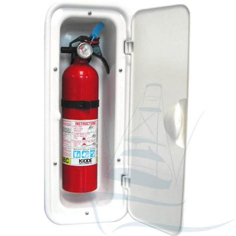 Boat Safety Fire Extinguishers by Boat Extinguisher Security Sistems