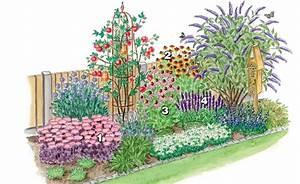 Blumenbeete Zum Nachpflanzen : ein insektenbeet f r jede jahreszeit bluem garten garten bienenfreundlicher garten und ~ Yasmunasinghe.com Haus und Dekorationen