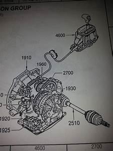Kia Spectra  Auto Transmission Service Maintenance   Kia