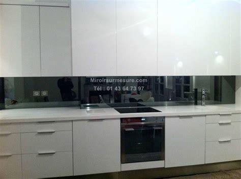 credence miroir pour cuisine superbe credence miroir pour cuisine 1 cr233dence en miroir pour la cuisine cuisine trop