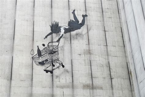 London Graffiti Artist Banksy