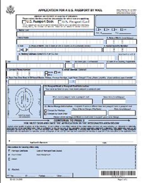 Us Passport Renewals  How To Renew A Passport