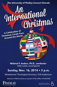 UF Concert-Chorale to Carol in November | UF Newsroom