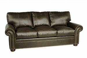 Classic leather easton sofa set cleastsft for Easton leather sectional sofa