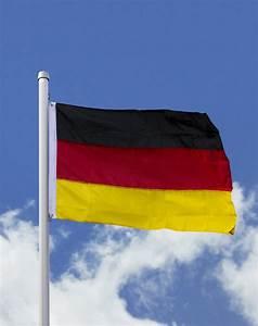 Deutschland Flagge Bilder : deutschlandflagge hissfahne quer kaufen bei deitert ~ Markanthonyermac.com Haus und Dekorationen