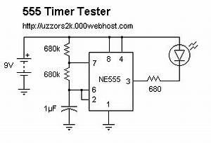 uzzors2k hobby projects site With 555 tester circuit