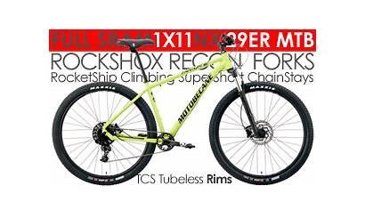 Mountain Bikes Nx Motobecane 29er Tubeless 1x11