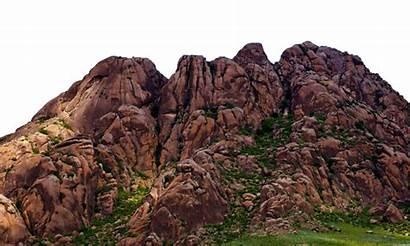 Hills Mountain Landscape Rockey