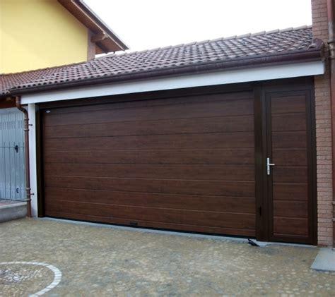 portone sezionale prezzi foto portone sezionale con porta laterale di doorhan