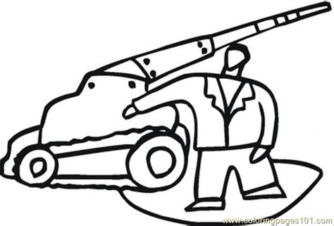 emergence anime pdf emergency service vehicle coloring page free special