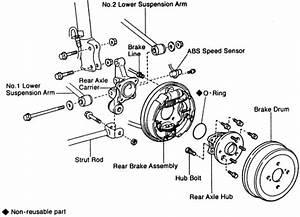 Ford Focus Front Suspension Diagram