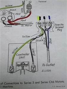 Industrial Foot Switch Wiring Diagrams : elna cams chart my vintage elna sewing machines ~ A.2002-acura-tl-radio.info Haus und Dekorationen