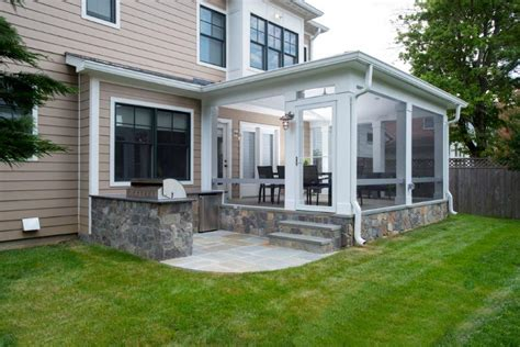 Screen Porch Material by Best Ways To Utilize Your Screen Room Year In