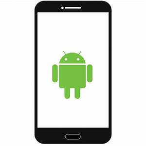 Android, smart phone icon