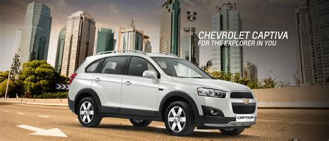 Chevrolet Captiva Wallpapers by Chevrolet Captiva Wallpapers
