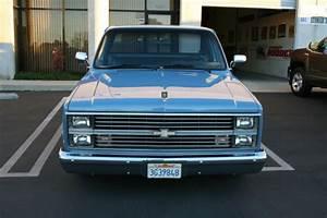 1984 Chevy Silverado C10 Shortbed Fleetside