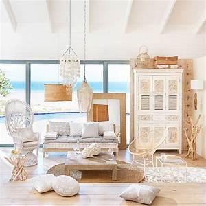 La Maison Du Blanc : meubles d co d int rieur exotique maisons du monde ~ Zukunftsfamilie.com Idées de Décoration