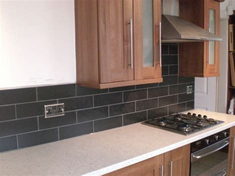 black brick tiles kitchen sheffield builder gallery extensions kitchens bathrooms 4651