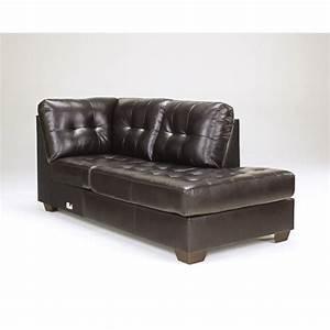 ashley furniture alliston 2 piece leather sectional sofa With 2 piece sectional sofa ashley