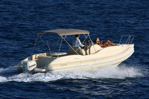 Vendetta Boat by Vendetta 7 Corfu Rib Hire