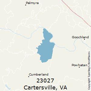 Best Places To Live In Cartersville (zip 23027), Virginia