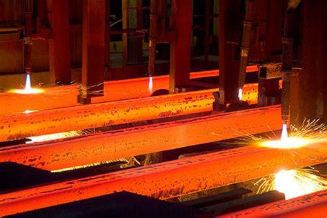 Schnitzer Steel » Steel Manufacturing Process