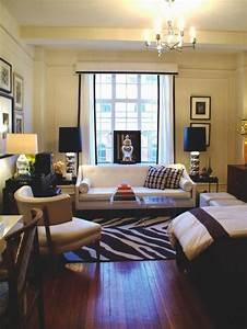 Studio, Apartment, Makeovers, Decorating, Home, Design