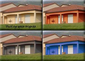 Couleur De Facade : construction simulateur de facade couleur ~ Nature-et-papiers.com Idées de Décoration
