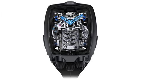 This is jacob & co bugatti chiron by vogue arabia on vimeo, the home for high quality videos and the people who love them. Jacob & Co. Tourbillon Watch Rendering a Bugatti Chiron W-16 Engine