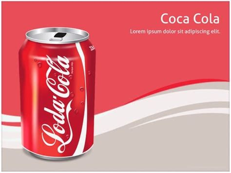 Coca Cola Powerpoint Template by Coca Cola Powerpoint Template Free