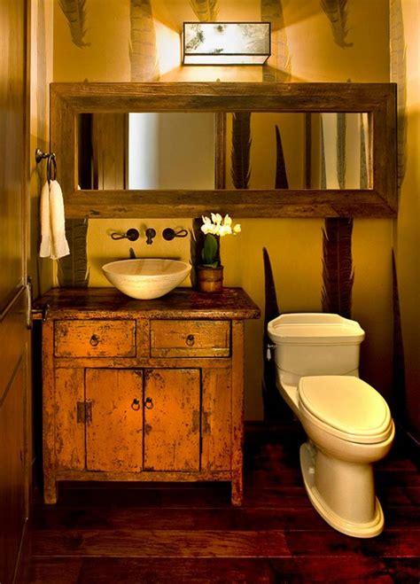 impressive ideas  rustic bathroom vanity home design lover