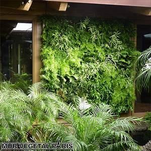 Mur Végétal Extérieur : mur v g tal ext rieur naturel mur v g tal paris ~ Louise-bijoux.com Idées de Décoration