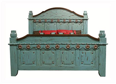 Turquoise Bed, Turquoise Bedroom Furniture, Turquoise