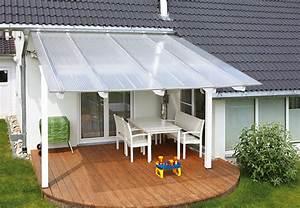 terrasse gestalten mit obi With garten planen mit balkon windschutz kunststoff