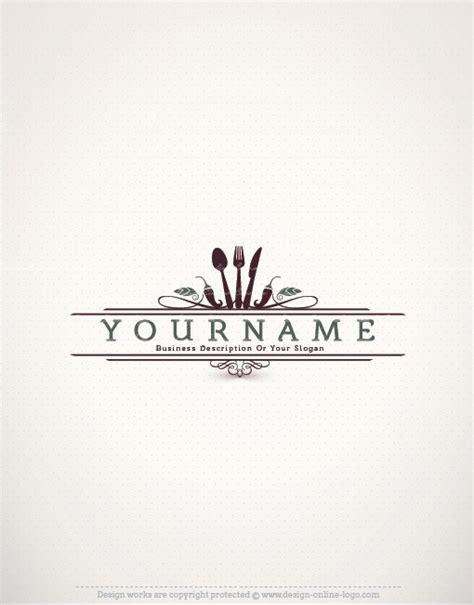 exclusive design restaurant vintage logo compatible