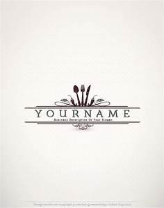 Exclusive Design: Restaurant Vintage Logo + Compatible ...