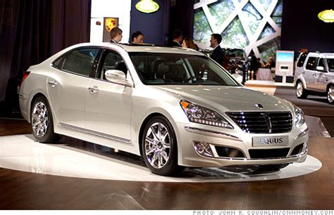 Hyundai Shoots For Uberluxury With New Equus  Apr 1, 2010
